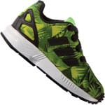 adidas Originals ZX Flux EL I Kleinkind-Sneaker Jungle