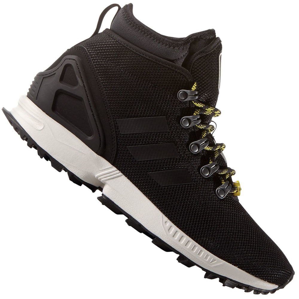 adidas originals zx flux winter herren winterschuhe black fun sport vision. Black Bedroom Furniture Sets. Home Design Ideas