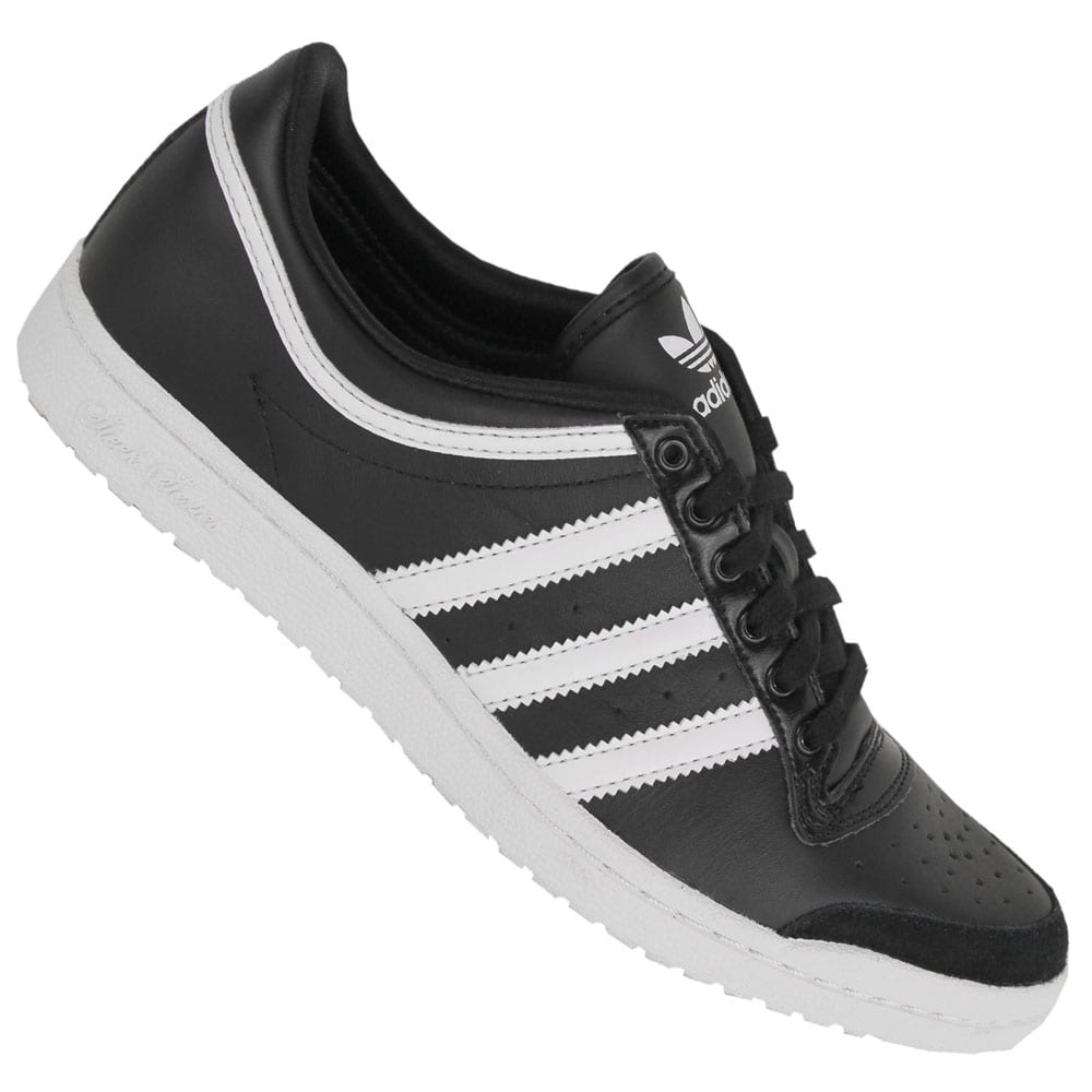 adidas Top Ten Low Sleek W shoes black silver
