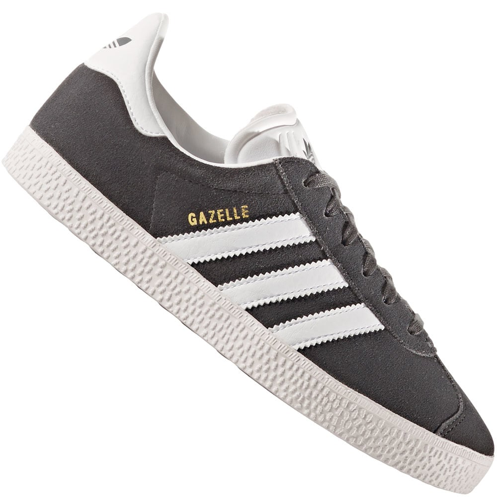 adidas Originals Gazelle J Kinder-Sneaker Solid Grey