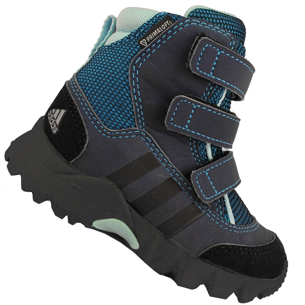adidas holtanna snow kinder winterboot m20028 solar blue. Black Bedroom Furniture Sets. Home Design Ideas