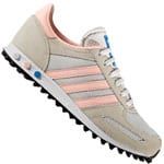 adidas Originals LA Trainer J Sneaker Clear Brown
