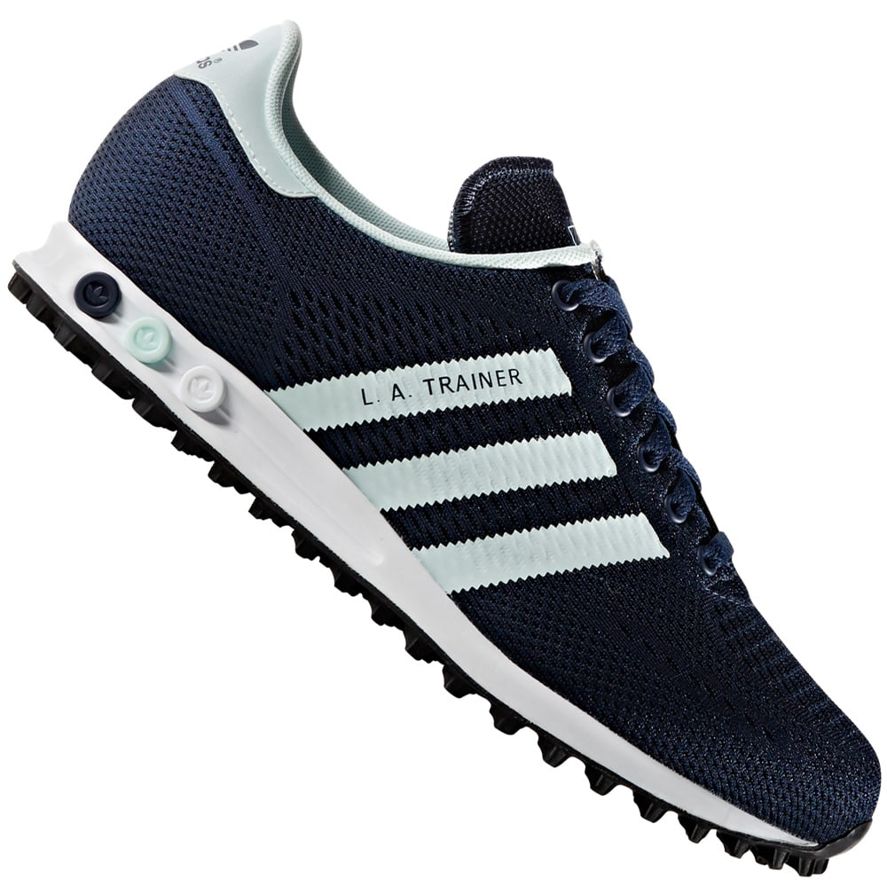 adidas la trainer em herren sneaker navy icemint white fun sport vision. Black Bedroom Furniture Sets. Home Design Ideas