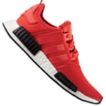 adidas Originals NMD_R1 Unisex-Sneaker Red/White