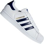 adidas Originals Superstar White Collegiate Royal