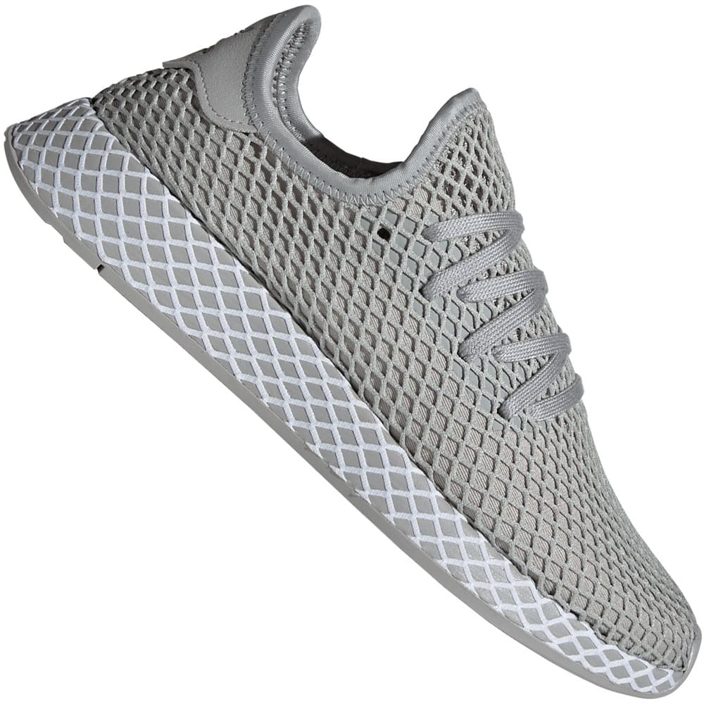 adidas Originals Deerupt Runner Sneaker Grey Two