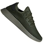 adidas Originals Deerupt Runner Unisex-Sneaker Base Green