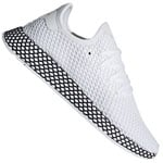 adidas Originals Deerupt Runner Unisex-Sneaker Footwear White/Black