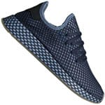 adidas Originals Deerupt Runner Unisex-Sneaker Dark Blue