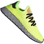 adidas Originals Deerupt Runner Unisex-Sneaker Hi-Res Yellow