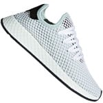 adidas Originals Deerupt Runner Damen-Sneaker Ash Green