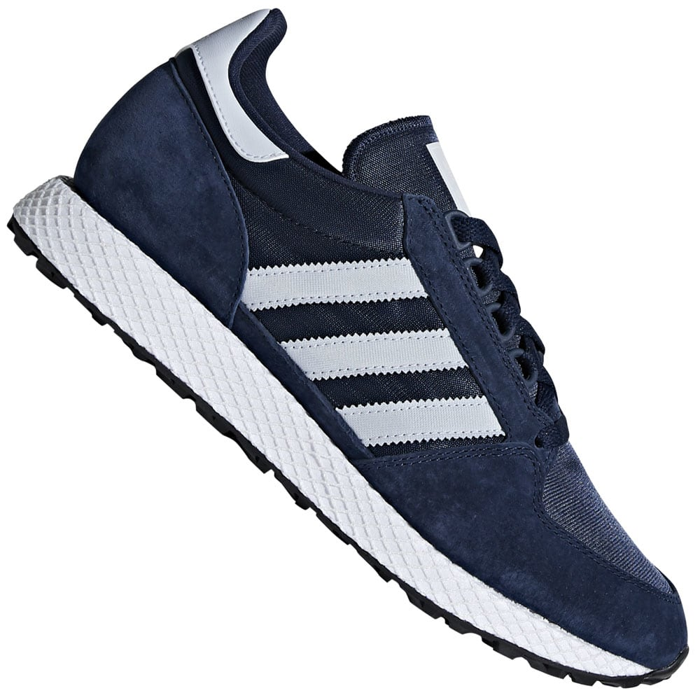 adidas Originals Forest Grove sneakers in navy