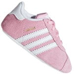 adidas Originals Gazelle Crib Kleinkind-Schuhe True Pink