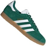 adidas Originals Gazelle Sneaker Collegiate Green