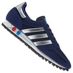adidas Originals LA Trainer OG Sneaker Dark Blue/Matallic Silver