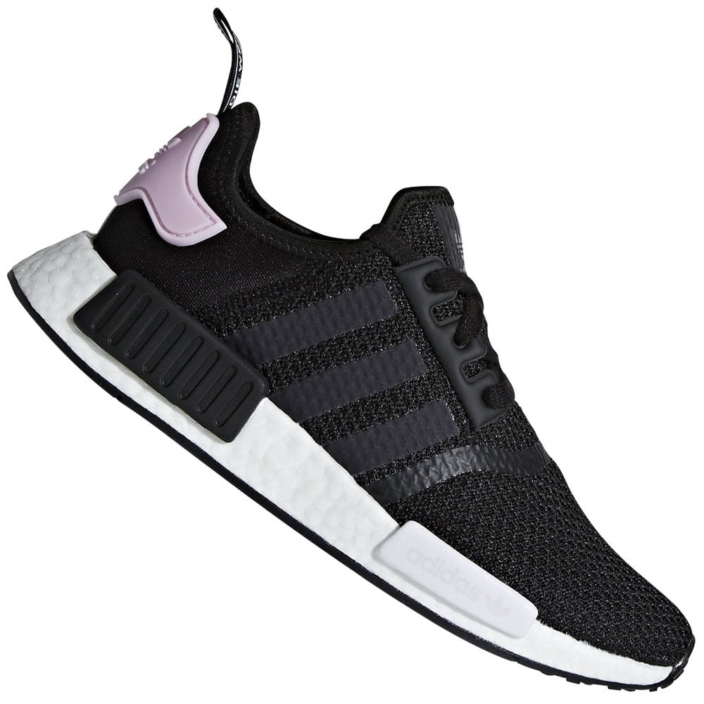 adidas Originals NMD_R1 Damen-Sneaker Core Black