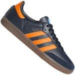 adidas Originals Samba Sneaker Navy/Real Gold