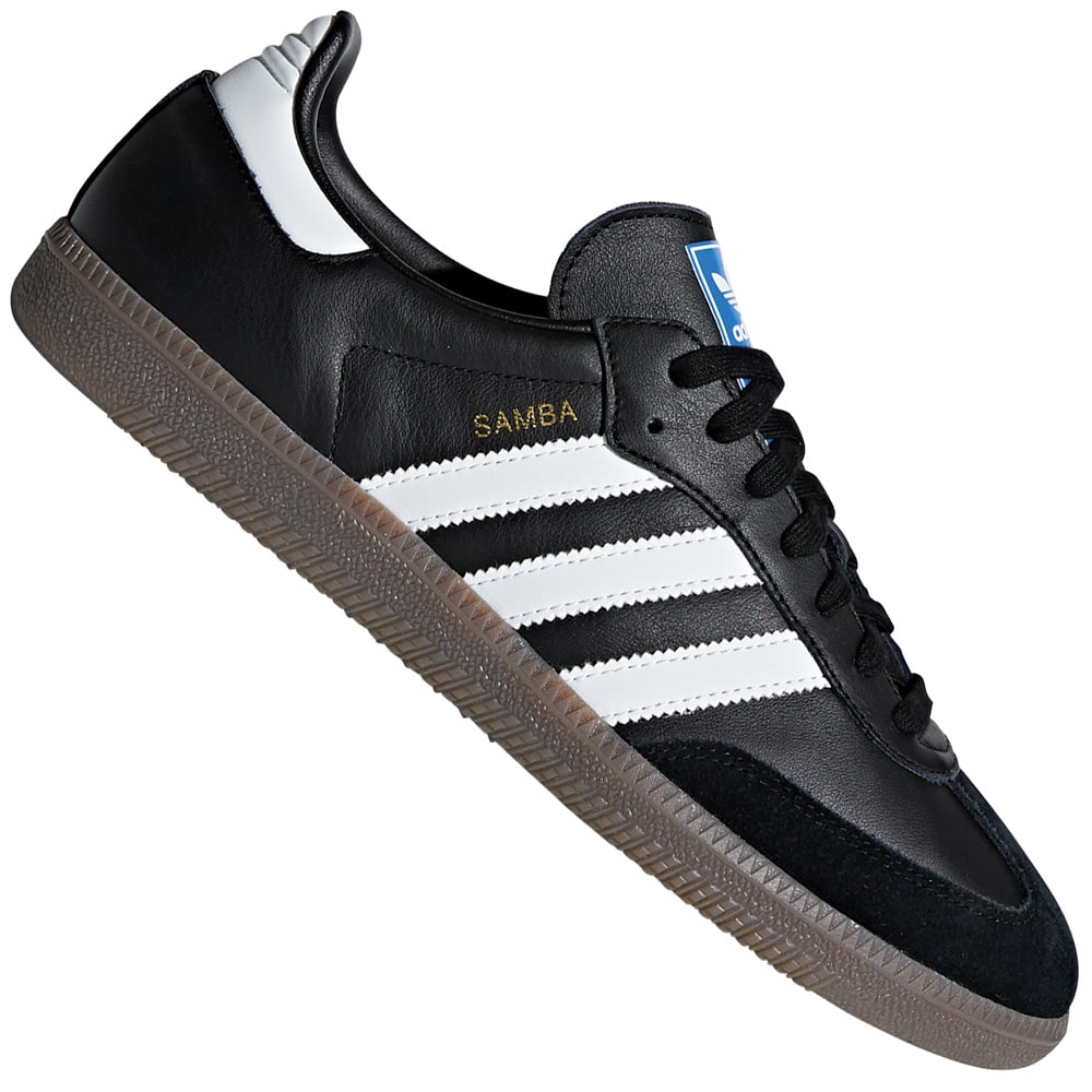 adidas Originals Samba OG Sneaker Core Black/White