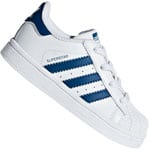 adidas Originals Superstar Infants Sneaker White Legend Marine