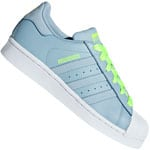 adidas Originals Superstar J Sneaker Footwear Ash Grey
