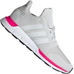 adidas Originals Swift Run Junior Sneaker Crystal White