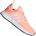 adidas Originals X_PLR J Kinder-Sneaker Clear Orange