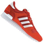 adidas Originals ZX 700 Sneaker Core Red/White/Energy