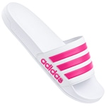 adidas Performance Adilette Shower Badeschuhe White/Shock Pink