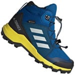 adidas Performance Terrex Mid GTX K Winterschuhe Blue Beauty