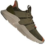 adidas Originals Prophere Sneaker Trace Olive/Solar Red