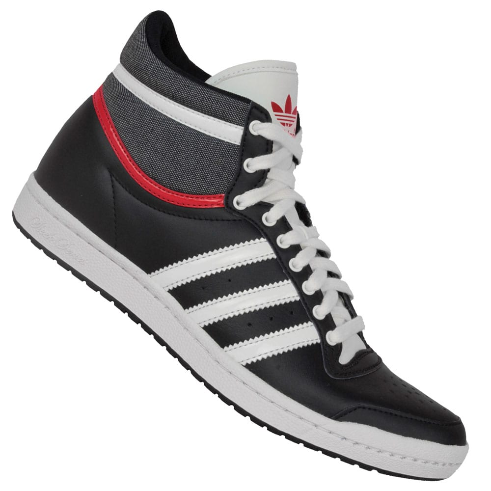 Adidas Top Ten Hi Sleek W Sneaker Q23607 (Ink/White/Red)
