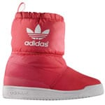 adidas Originals Slip-On Boot Kinder-Winterstiefel B24744 Joy/White