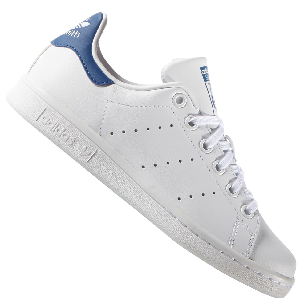 adidas Originals Stan Smith Sneaker White/Blue