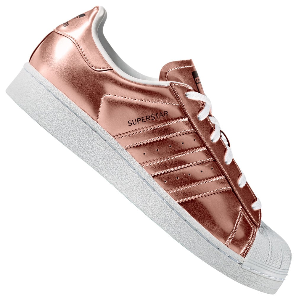 adidas Originals Superstar W Damen-Sneaker Copper Metallic