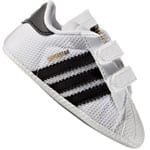 adidas Originals Superstar Crib Kleinkind-Schuhe White/Black