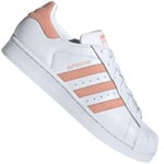 adidas Originals Superstar W White/Glow Pink