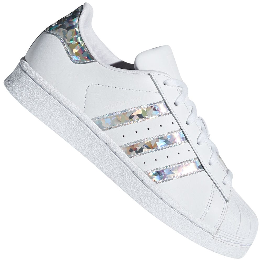 adidas Originals Superstar J Sneaker Footwear White