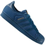 adidas Originals Superstar J Sneaker Tech Steel G