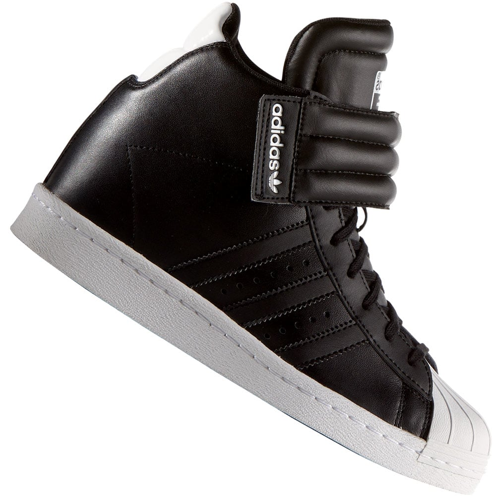 adidas superstar high sneaker damen