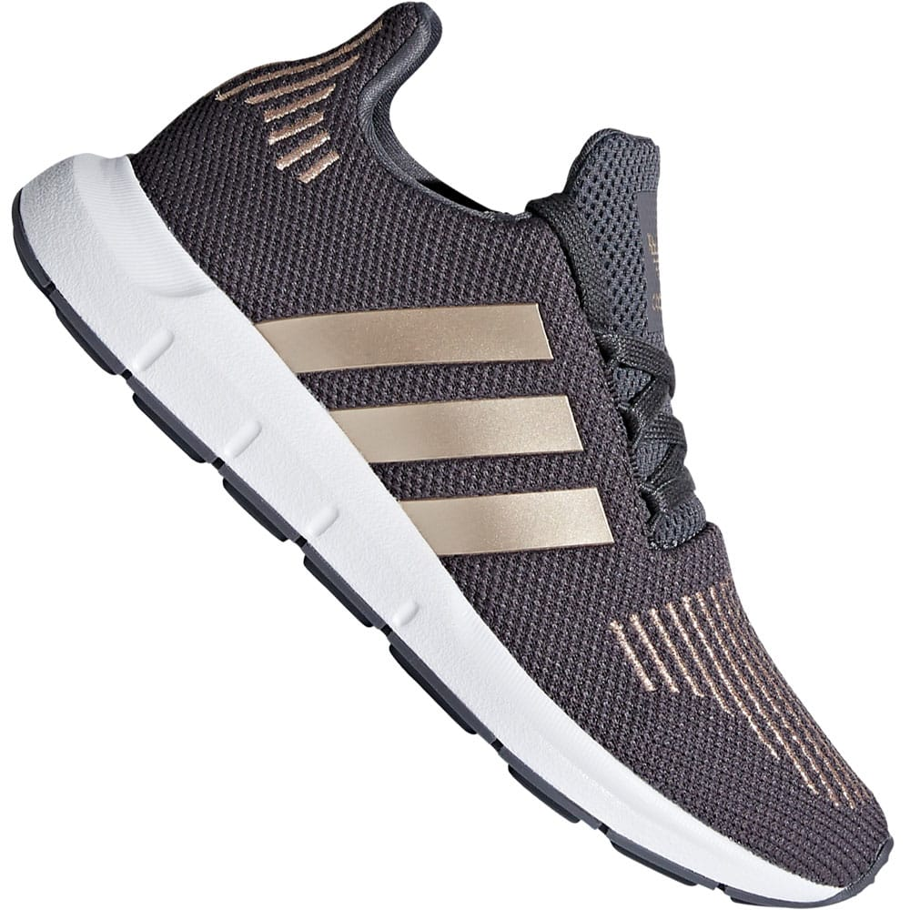 266c52060b5bc adidas Originals Swift Run J Kinder-Sneaker Grey Five Copper