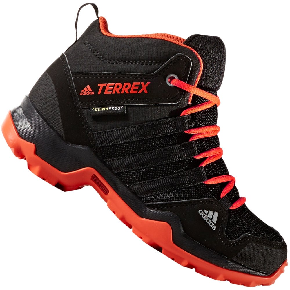 adidas performance terrex ax2r mid kinder winterschuhe. Black Bedroom Furniture Sets. Home Design Ideas