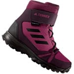 adidas Performance Terrex Snow K Kinder-Winterschuhe Mystery Ruby