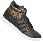 adidas Top Ten HI Sleek W Sneaker M20835 (Black Leo)