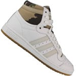 adidas Top Ten Hi W Sneaker B35367 Chalk White/Hemp - Camo