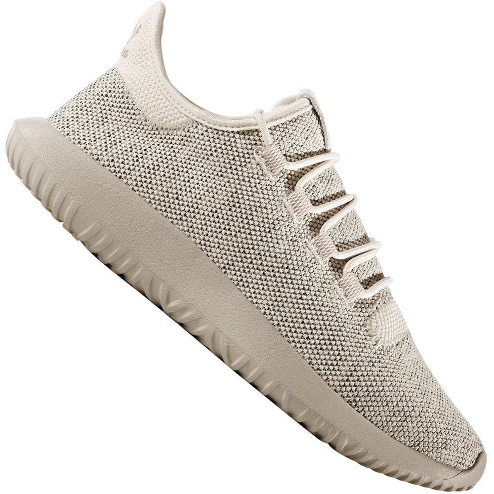 adidas Originals Tubular Shadow Knit Sneaker Clear Brown