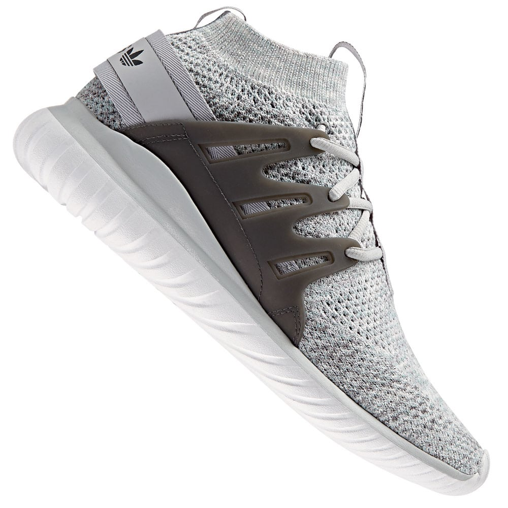 adidas Originals Tubular Nova Primeknit Sneaker Tactile Green/Grey