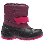 adidas Winterfun Girl M22752 Winterschuh Amazon Red/Black/Vivid Berry