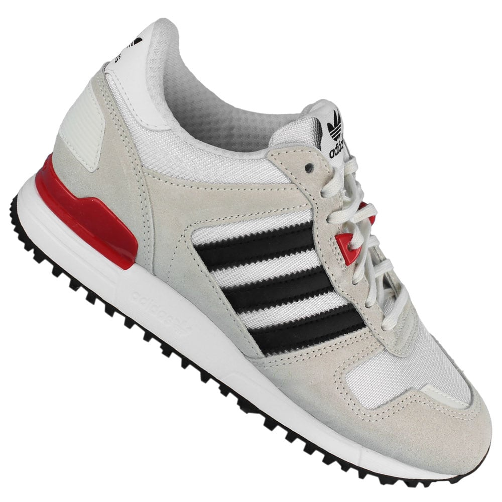 adidas zx 700 w sneaker m20979 chalk white core black red fun sport vision. Black Bedroom Furniture Sets. Home Design Ideas