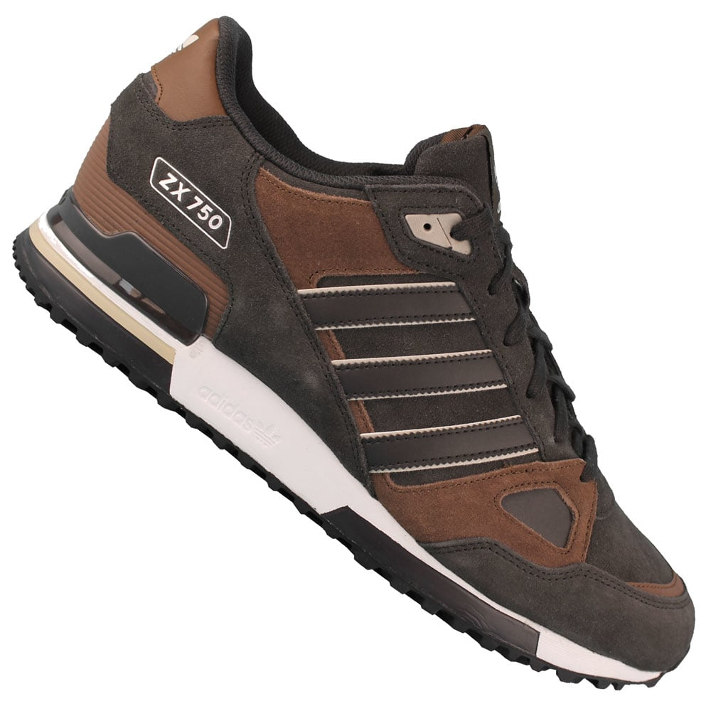 adidas zx 750 b25959 herren sneaker night brown st bark fun sport vision. Black Bedroom Furniture Sets. Home Design Ideas