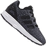 adidas Originals ZX Flux EL I Kleinkind-Sneaker Black/White